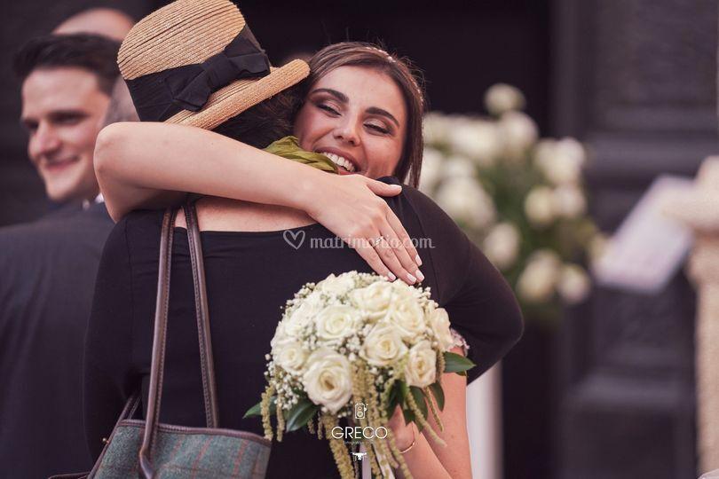Wedding reportage!