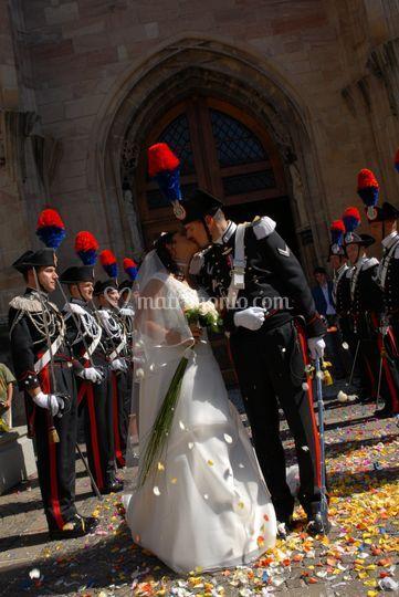 Matrimonio alex e amedea