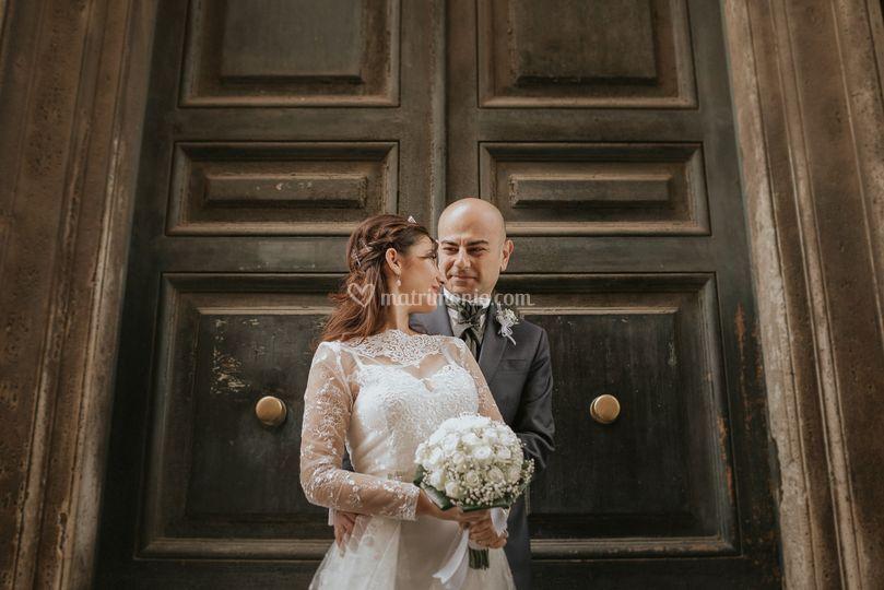 Matrimonio roma
