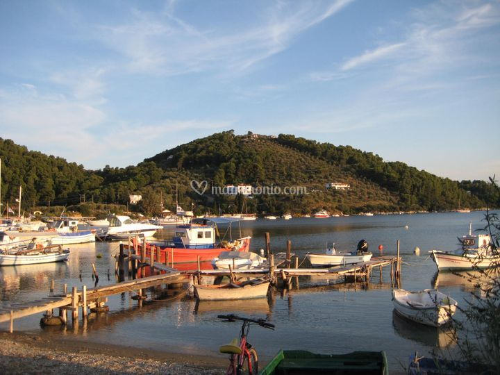 Viaggio di nozze a Skiathos