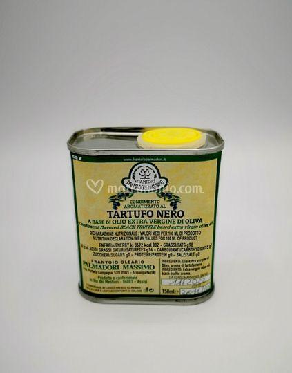 Olio al tartufo nero mini