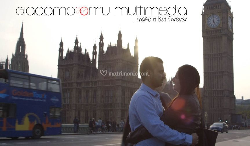 Prematrimoniale a Londra
