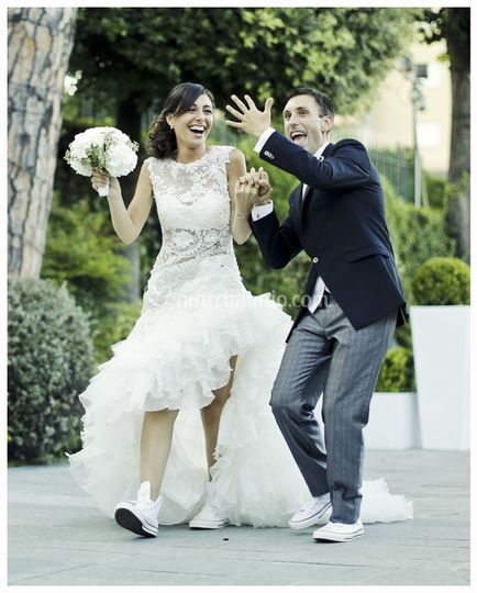 Marriage in converse