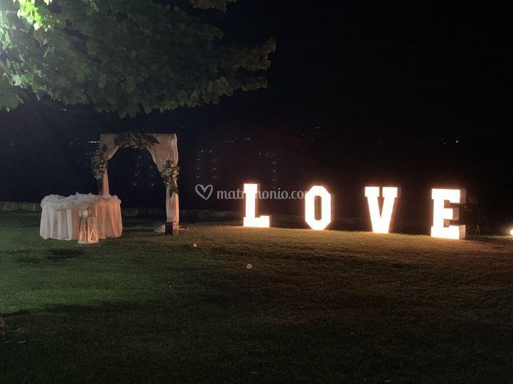 Matrimonio 2020 love