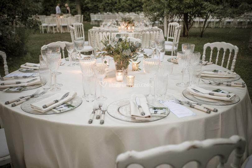 Un matrimonio in giardino