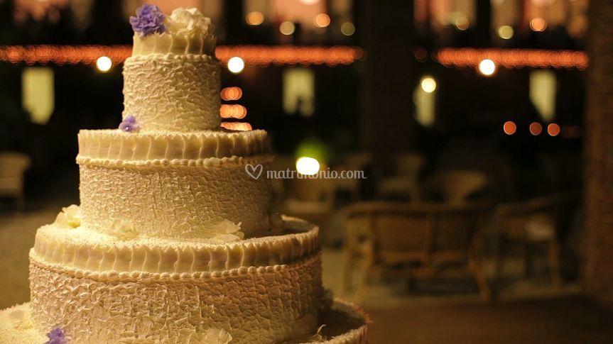Wedding cake, notturno