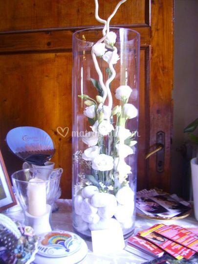 Composizione in vetro