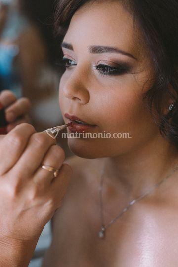 Trucco della sposa