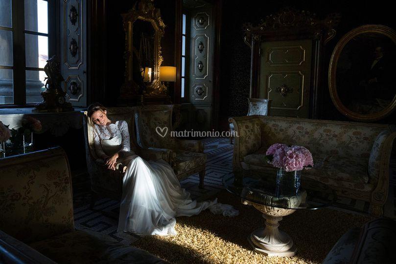 Matrimonio-Villa Zanchi