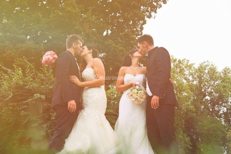 Un matrimonio mooolto special