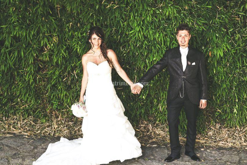 Matrimonio villa duchi d'aosta