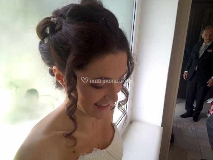 Make up e acconciatura sposa