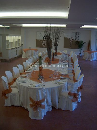 Sala Arancio
