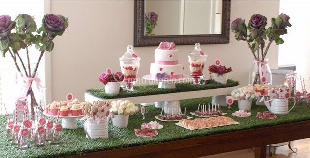 Buffet dolci e confettata