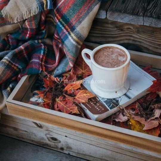 Una tazza di calda Ciocconi®