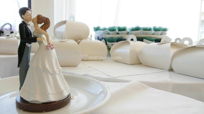 Sposini e confetti