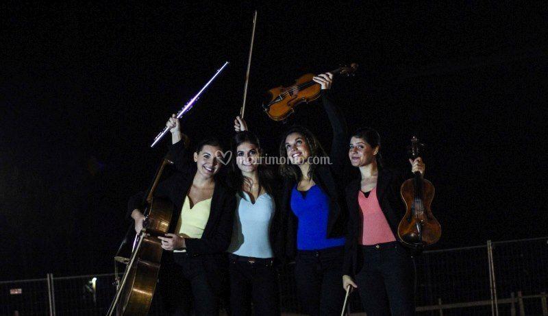 Moody Quartet