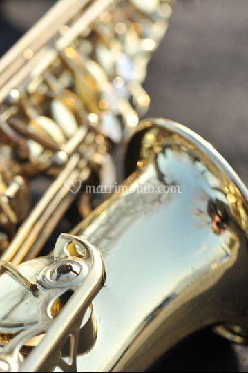 Il mio sax contralto