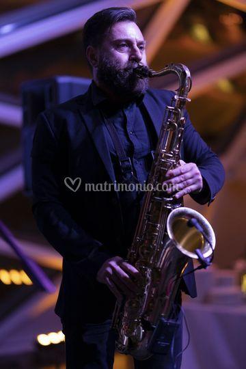 Sax Matrimonio Roma