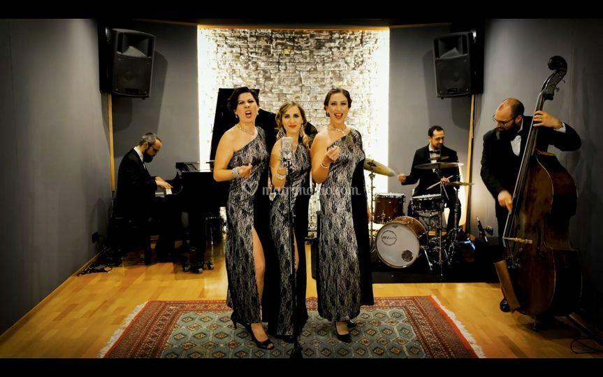 Musica Swing Matrimonio Roma