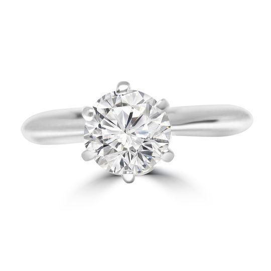Solitario Classico diamante