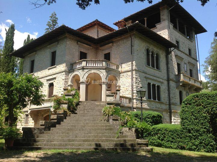 Villa bocci