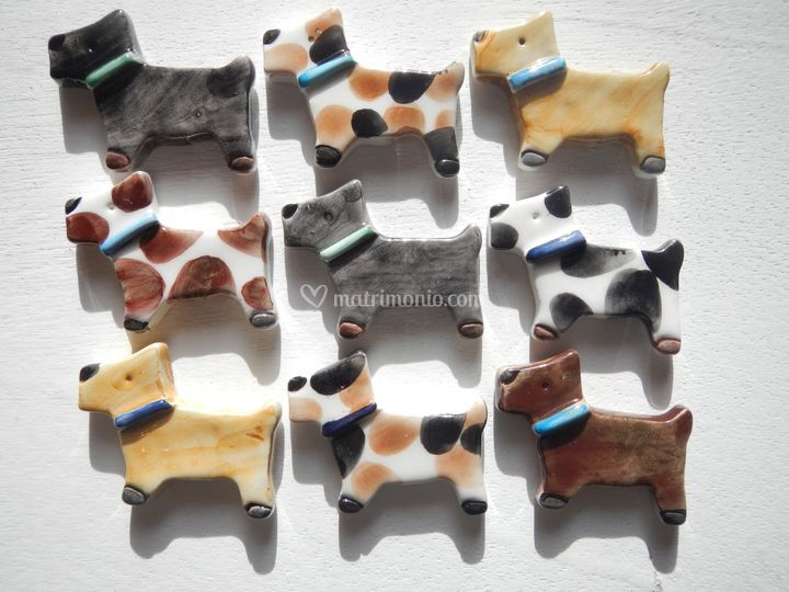 Cagnolini con magnete