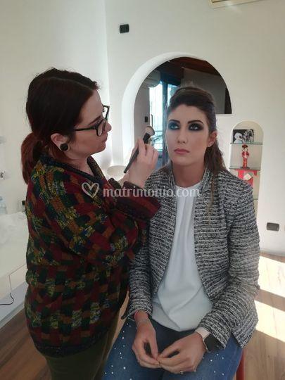 Giada Bastia Make Up