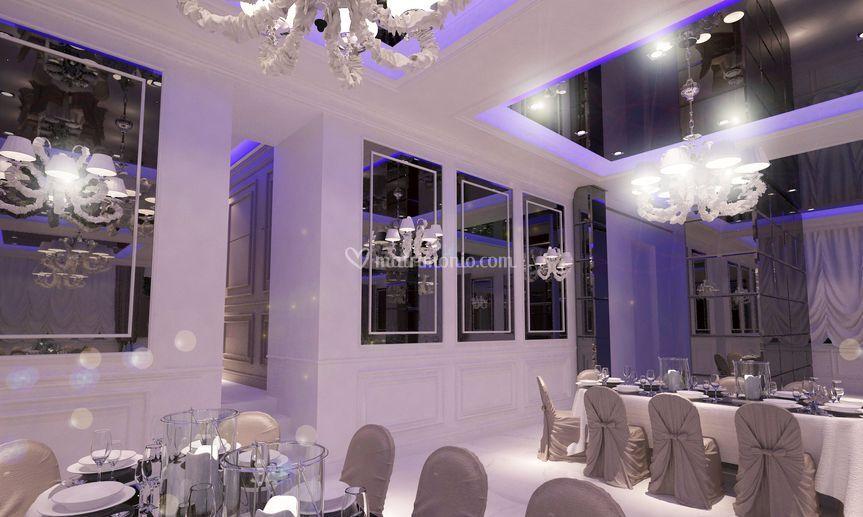 Nuova sala Miroir