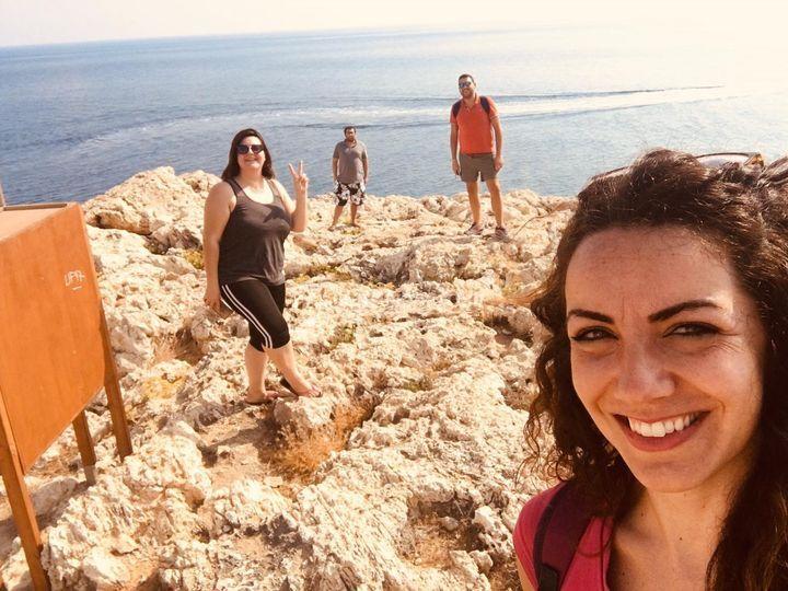 4 amici a Cipro