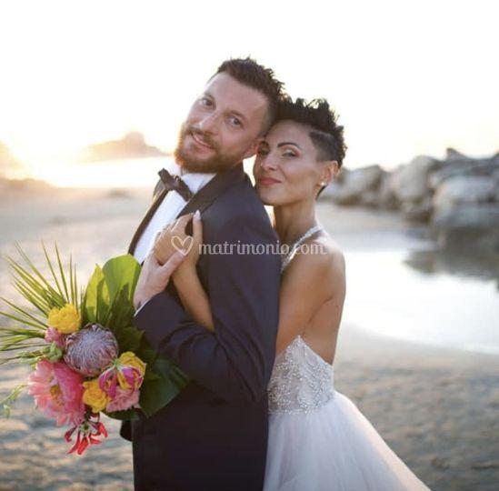 Sposi 1 agosto 2019