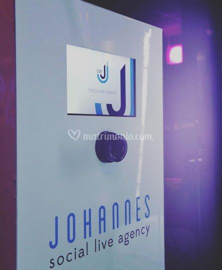 Social gif machine - johannes