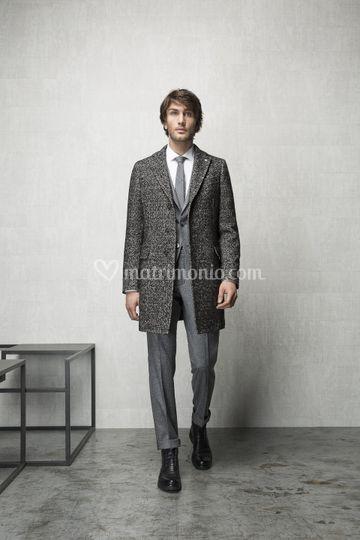 Abiti cappotti Manuel Ritz