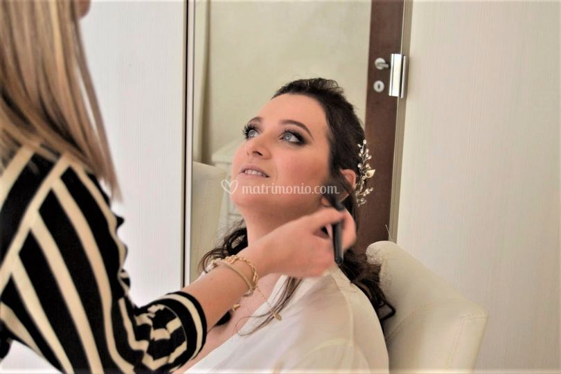 Weronika Kopec Make-Up Artist