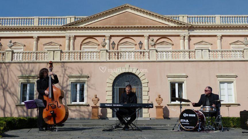 Trio jazz - La Limonaia (CT)