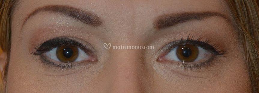 Particolare occhi