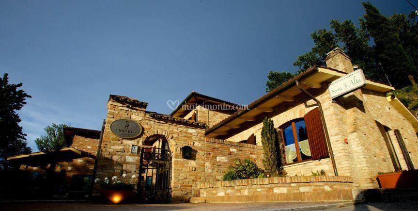 Entrata Villa