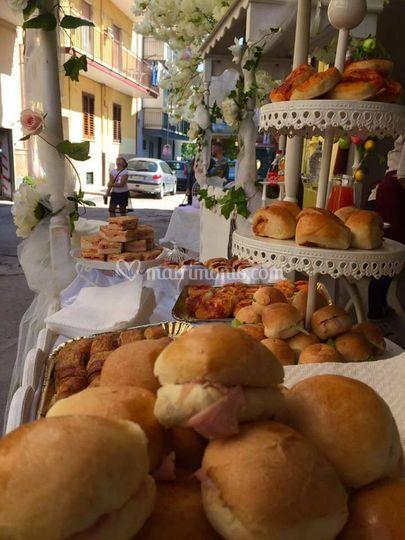 Carretto buffet