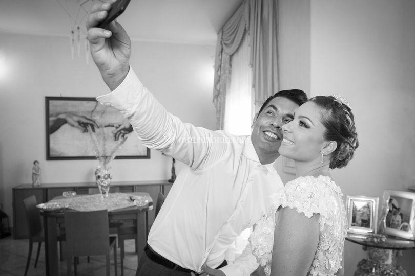 Selfie con Bruno