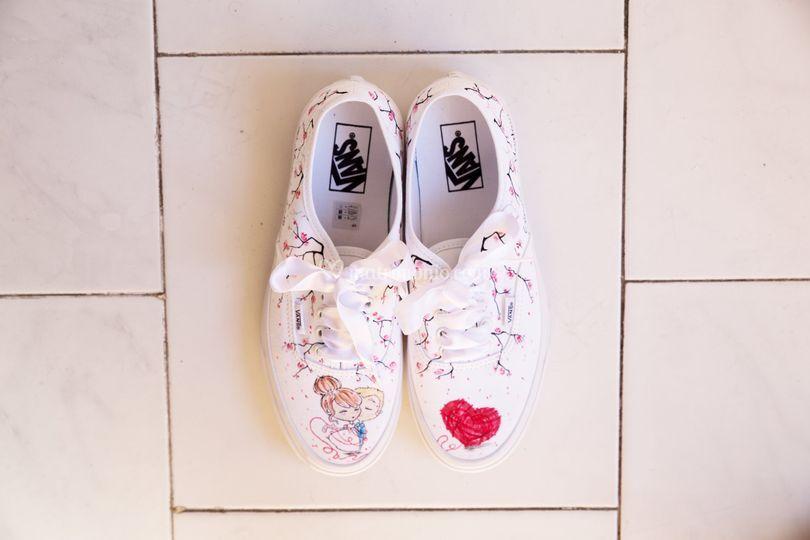 Matita's Art Shoes