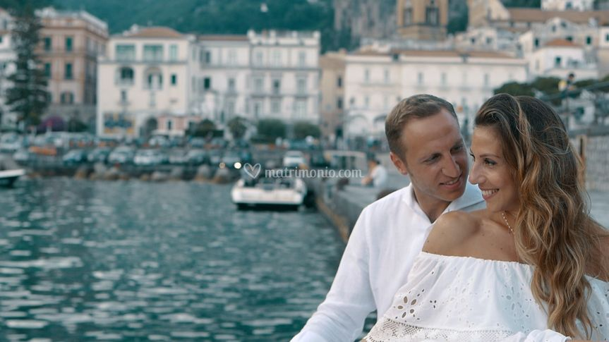 Frame video Alessandro Pecora