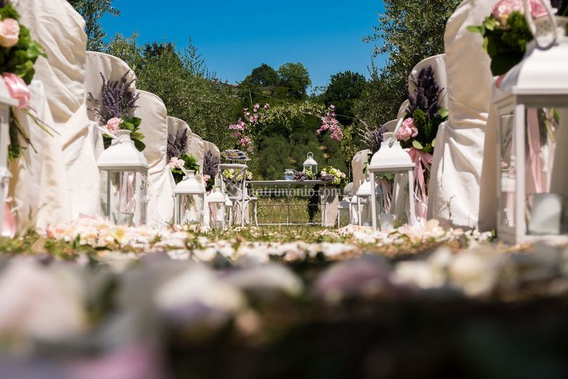 Virginia Magnanini wedding planner
