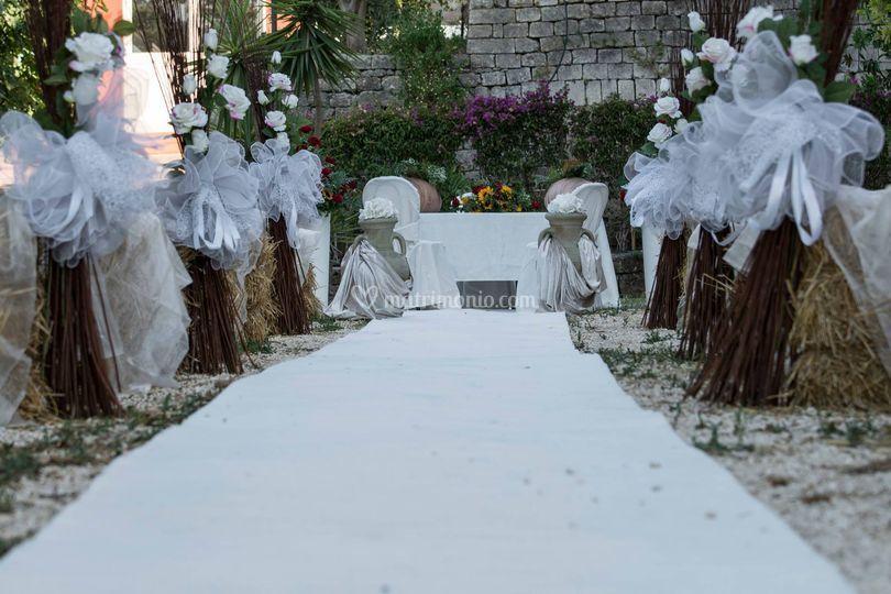 Location cerimonia agriwedding