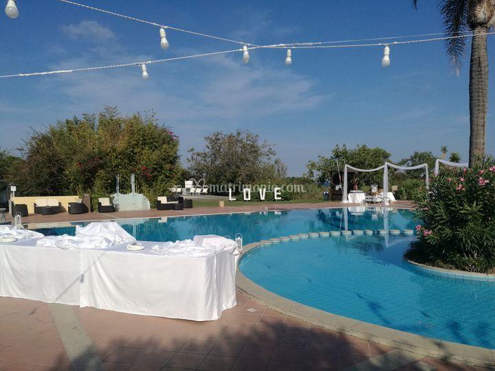 Matrimonio Resort Perdepera