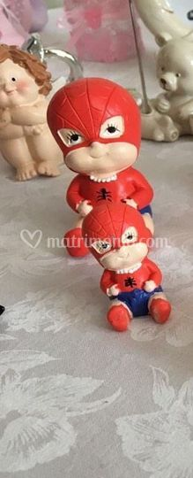 Spiderman femmina