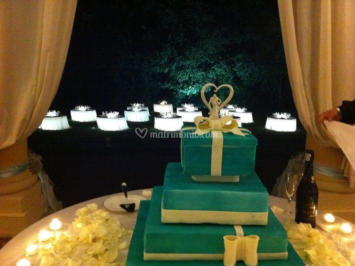La torta verde Tiffay