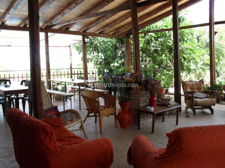 Veranda di villa splendore foto 4 for 3 piani di veranda stagionale