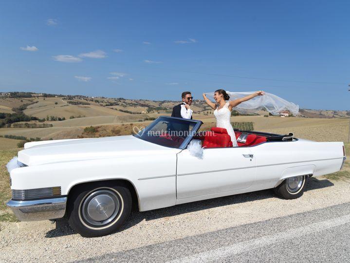 Le nostre auto per gli sposi