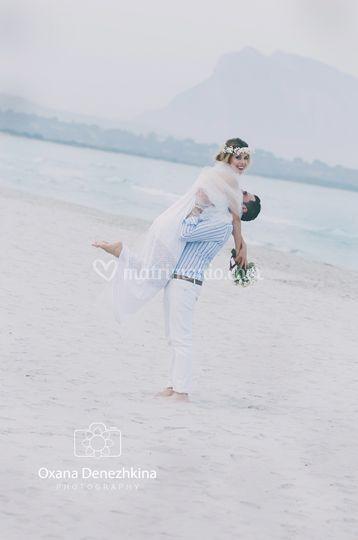 Amazing small wedding ceremony