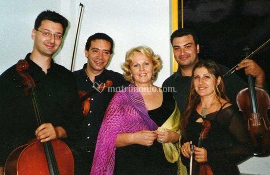 Quartetto Gershwin